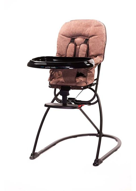 gg 204 highchair brown
