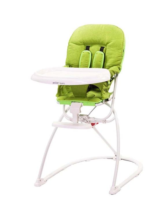 gg 204 highchair green