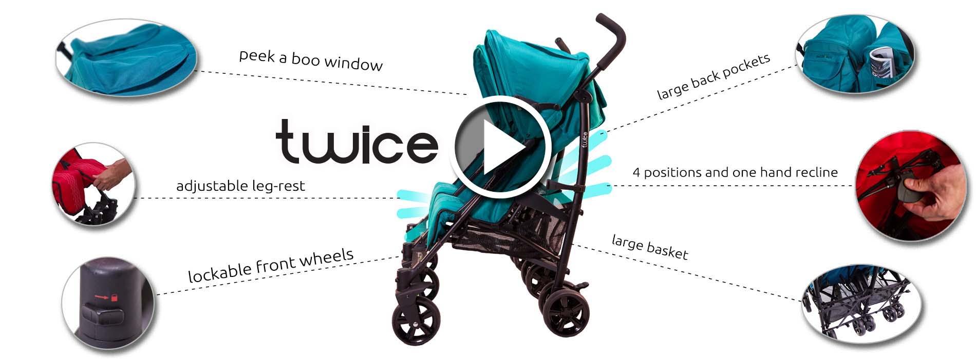 twice Stroller