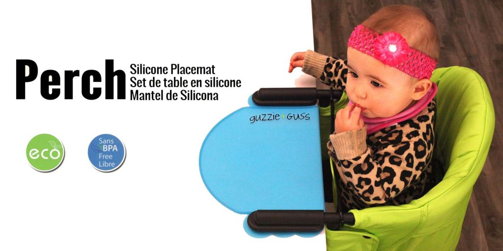 Perch Placemat Silicone Table Mat For Kids Guzzie Guss
