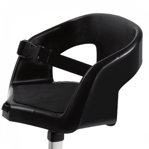 hitch seat harness