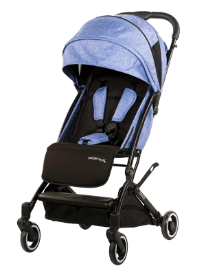 Guzzie+guss Oxygen Stroller colour - Denimy Blue
