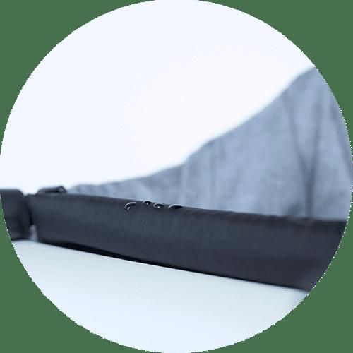 Bumper-bar-Perch Highchair