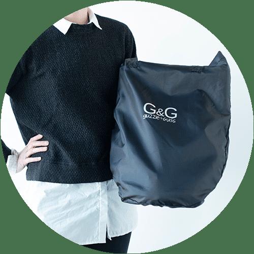 Travel Bag-Perch Highchair